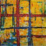 Abstrakte Malerei - www.atelier-teltow.de - Titel: Gallitepp