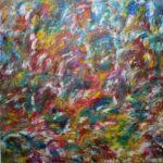 Abstrakte Malerei - www.atelier-teltow.de - Titel: Sha Ka Ree